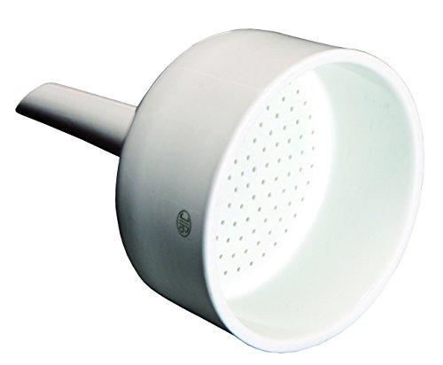 Vee Gee Scientific 53223-7201 Porcelain Buchner Funnel 62 mm Diameter