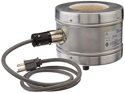 Glas-Col 100B TM102 Series TM Aluminum Housed Mantle for Spherical Flask 250ml Flask Capacity 115V