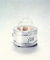 Glas-Col 100B TM110 Series TM Aluminum Housed Mantle for Spherical Flask 2000ml Flask Capacity 115V