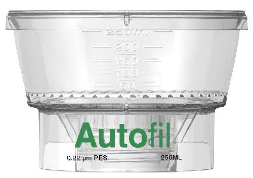 Autofil 1151-RLS Bottle Top Filtration Funnel 250 ml 02 micrometer PES Pack of 24