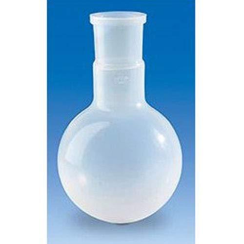 Vitlab Perfluoroalkoxy copolymer Round Bottom Evaporating Flask Ground Socket 2932 500mL Capacity