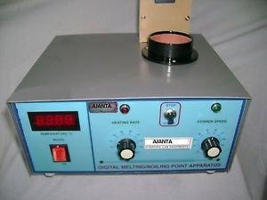 Ajanta Melting Point Apparatus digital aluminum sky blue Aei-10101-W