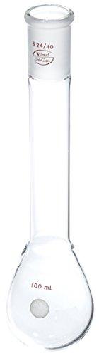 Wilmad-LabGlass LG-7920-100 Kjeldahl Flask 100mL Standard Taper 2440