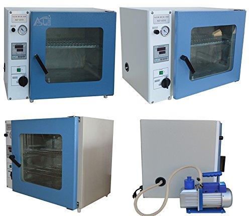 110V 09Cu ft Vacuum Drying Oven 121211