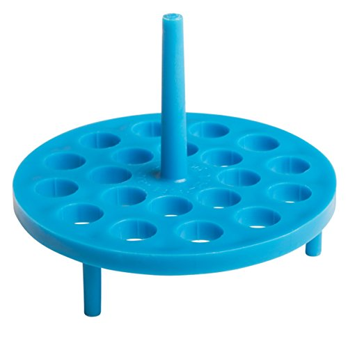 Bel-Art F18876-0020 Floating Rack for Cryotubes 20 Places Polypropylene