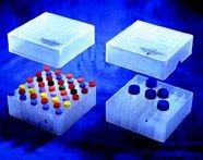 Cryotube Storage Box Polypropylene 81 Tube Capacity 4 per Case