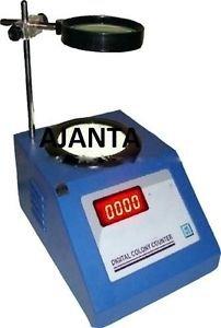 Ajanta Digital Colony Counter Lab Life Science Aei-405 aluminum