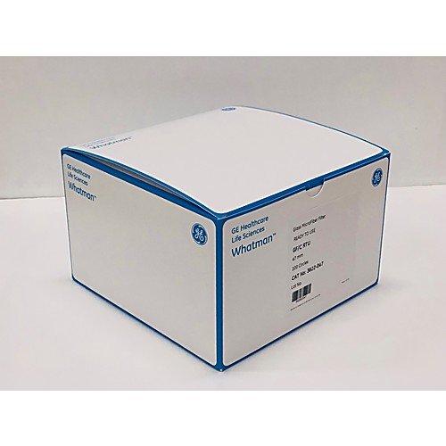 GE Healthcare 3822-070 Whatman Filter Paper Grade GFC RTU Glass Microfiber Filter Pre-Weighed 70cm Diameter 00
