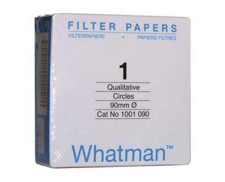 Whatman 1001-090 Whatman 1001-090 Qualitative Filter Papers 90 cm Diameter Pore Size 11 µ Pack of 100
