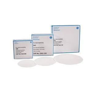 Whatman 1541-240 Quantitative Filter Paper Circles 22 Micron Grade 541 240mm Diameter Pack of 100