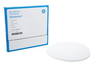 Grade 44 Ashless Filter Paper Thin 150 mm circle - Whatman Quantitative Filter Papers Ashless Grades ash 0007 Grade 44 GE Healthcare