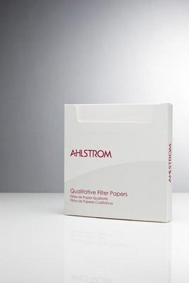 AHLSTROM FILTRATION 6170-0900 Borosilicate Glass Series 617 Qualitative Filter Paper Circle 9 cm Diameter Pack of 50