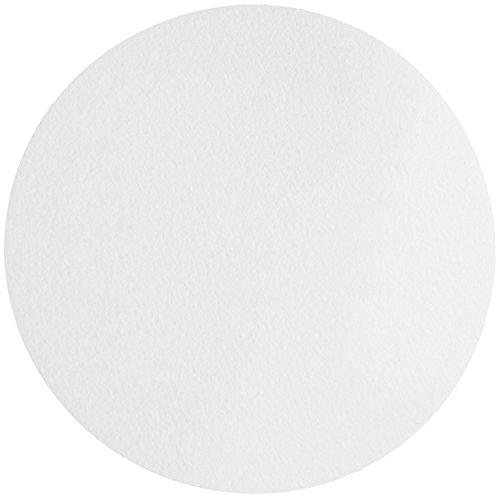 Whatman 1001-185 Quantitative Filter Paper Circles 11 Micron 105 s100mLsq inch Flow Rate Grade 1 185mm Diameter Pack of 100