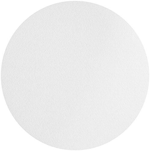 Whatman 1004-070 Quantitative Filter Paper Circles 20-25 Micron 37 s100mLsq inch Flow Rate Grade 4 70mm Diameter Pack of 100
