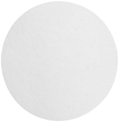 Whatman 1004-090 Quantitative Filter Paper Circles 20-25 Micron 37 s100mLsq inch Flow Rate Grade 4 90mm Diameter Pack of 100