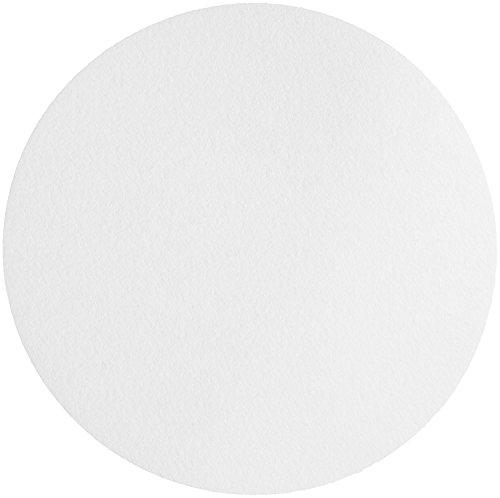 Whatman 4712B45PK 1001185 Quantitative Filter Paper Circles 11 μm 105 s100 mlsq in Flow Rate Grade 1 185 mm Diameter Pack of 100