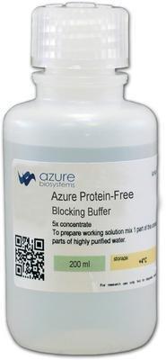 5X Protein-Free Blot Blocking Buffer - Azure Protein Free Blot Blocking Buffer Azure Biosystems