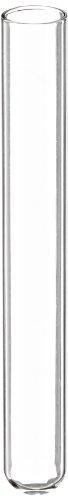 Greenwood Products GS1517 Culture Tube Borosilicate Glass 16 x 150mm 15mL 250Box 4 BoxesUnit