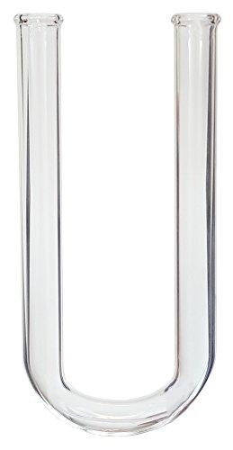 GSC International 402-2 Borosilicate Glass Drying Tube U-Shaped 150 mm