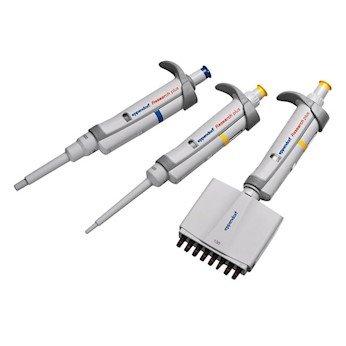 Eppendorf Research plus 12-Channel Pipette Gray 05-10 µL