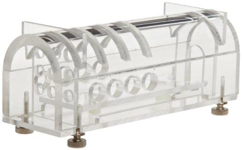 Bel-Art H46400-0001 Universal Animal Restrainer for 10-40 Gram Mice Acrylic