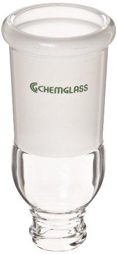 Chemglass CG-1318-12 Glass Rotary Evaporator Vial Adapter 2942 Joint
