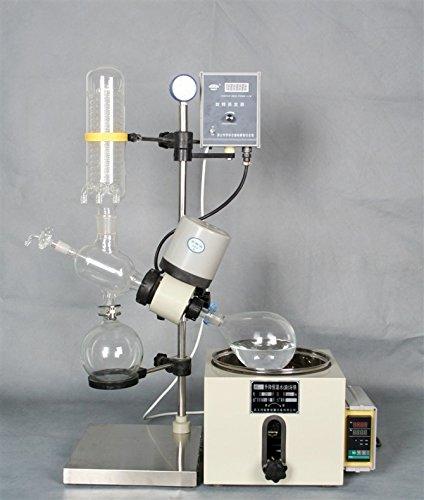 Professional 025- 2L Lab Rotovap Rotary Evaporator Evaporation Apparatus 110V