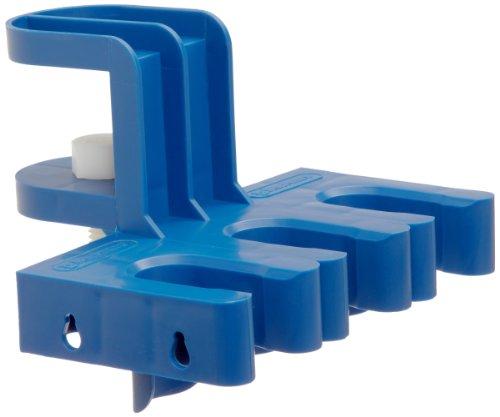 Bel-Art F18954-0000 Triple Holder Clamp for PiRack Polypropylene Pipettor Holder System