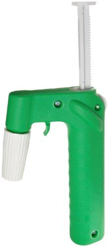 Bel-Art F37904-0010 Fast Release Pipette Pump III 10ml Pipettor Green