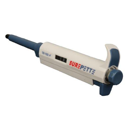 Pipette Pipettor Multi-Volume Adjustable Micro Pipette 100-1000ul
