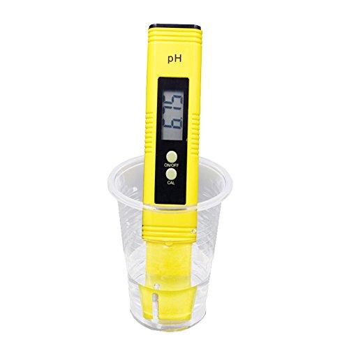 YOKWI ILS-PHYE001 Accuracy 001 Automatic Calibration Digital PH METER Water Acid Tester Pocket Digital PH Meter Water Aquarium Acidity