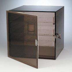 BELART - Cabinet- Acrylic- Desiccator- Bronze- 9 X 9 X 16 EA1