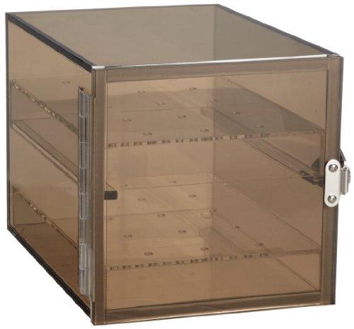 Bel-Art F42064-0001 Bronze Acrylic Desiccator Cabinet 021 cu ft