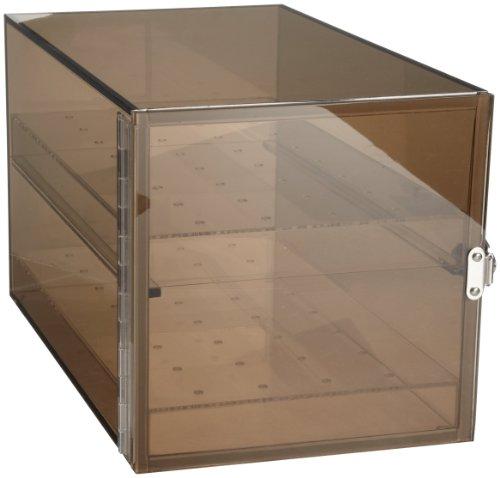 Bel-Art F42065-0001 Bronze Acrylic Desiccator Cabinet 036 cu ft