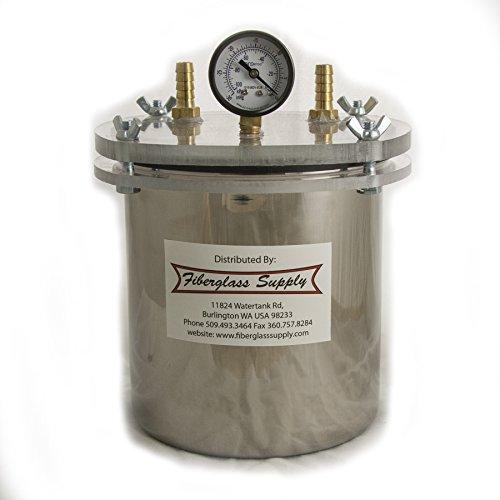 Fiberglass Supply 23 Quart Resin Trap
