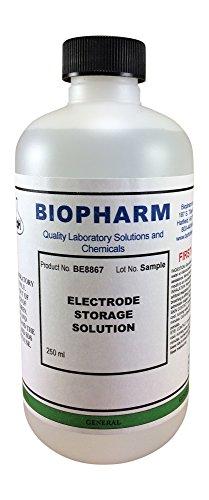 Biopharm pHORP Electrode Storage Solution 8 oz 250 mL