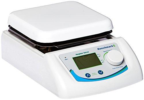 Benchmark Scientific H3760-HS Digital Hotplate and Stirrer 65 x 65 115V