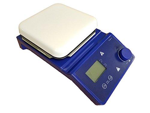 Digital Magnetic Stirrer Hotplate 200-1500rpm RT-380 ℃ 500W