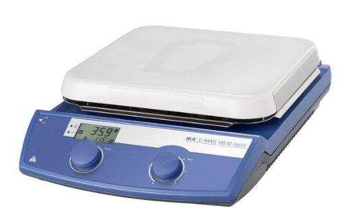 IKA - IKA C-MAG HS 10 Digital HotplateStirrer