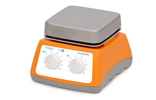 Talboys 984TA5AHSEU Polymer Basic Mini Hotplate-Stirrer 100 - 1200 rpm 230V 0 to 400 degrees C