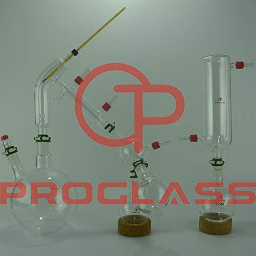 Proglass 5L Short Path Distillation Kit with Cold Trap