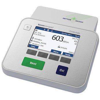 Mettler Toledo 30019035 S230-USP Conductivity Meter