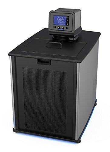 PolyScience AD20R-30-A11B AD20R-30 20L Refrigerated Circulating Water Bath Advanced Digital Controller 24 x 269 x 166 20 L Capacity 120V -30 to 200 Degree C