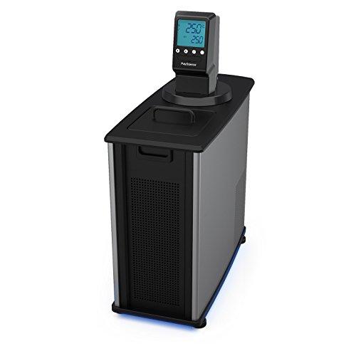 PolyScience MX07R-20-A11B MX07R-20 Refrigerated Circulating Water Bath MX Controller 213 x 254 x 87 7 L Capacity 120V -20 to 135 Degree C
