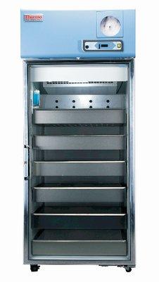 Revco High-Performance Pharmacy Refrigerator Double Glass Doors 511 cu ft Capacity 115V60Hz