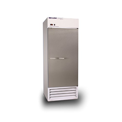So-Low DH4-23SD Lab Pharmacy Refrigerator 115V 23 Cu Ft Temp Range 2°C to 8°C