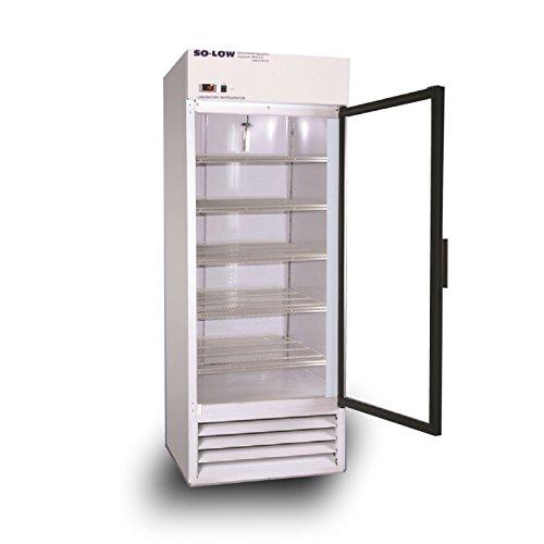 So-Low DHP4-27GD Platinum Lab Pharmacy Refrigerator 115 V 27 Cu Ft Temp Range 2°C to 8°C
