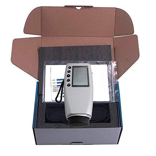 HFBTE WR10 Digital Precise 8mm Colorimeter Color Difference Meter Tester with CIELAB Display Mode Lab Value