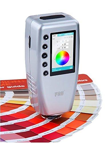 Snail Shop Colorimeter8mm Portable Digital Colorimeter Color Meter Color Analyzer