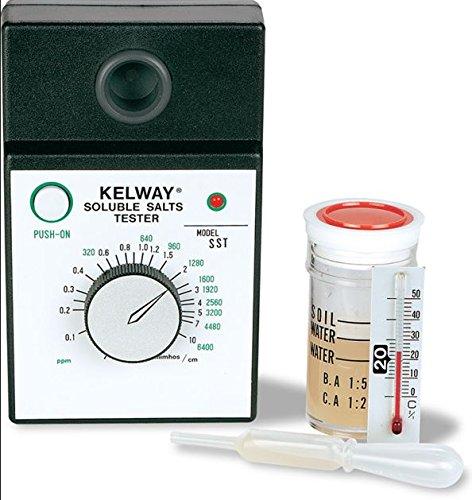 Kelway SST Salinity Tester Salinity Soluble Salts Conductivity